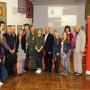 Встреча магистрантов с писателями и поэтами из «Боевого братства»
