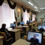 Вебинар кафедры ЭУН для Саратовского университета