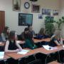 Вебинар Саратовского университета для студентов кафедры ЭУН