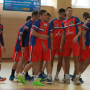 Пройден «экватор» соревнований по гандболу