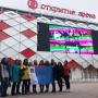 Москва глазами студентов: стадион «Открытие Арена»
