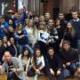 Первокурсники кафеды ЭУН в ЛИФТе
