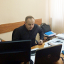 Вебинар кафедры ЭУН для Сербского университета