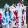 Наши Дед Мороз и Снегурочка стали лучшими в городском Параде Дедов Морозов!