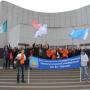 Участие в праздновании годовщины «Крымской весны»